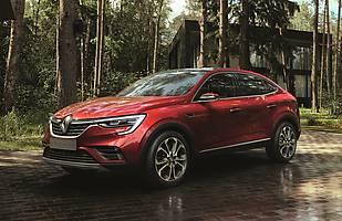 Renault Arkana. Nowy crossover