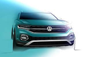 Volkswagen T-Cross przed premierą