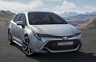 Nowa Toyota Corolla Touring Sports