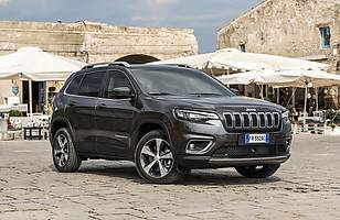 Jeep Cherokee po liftingu