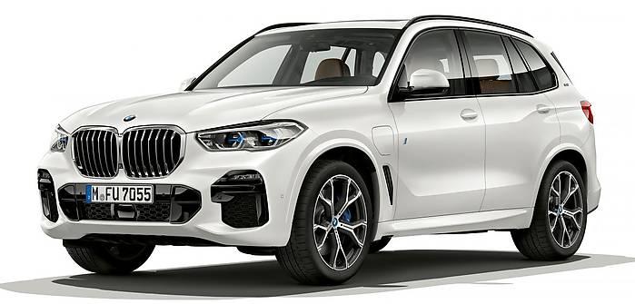 BMW X5 xDrive45e iPerformance, czyli hybryda plug-in
