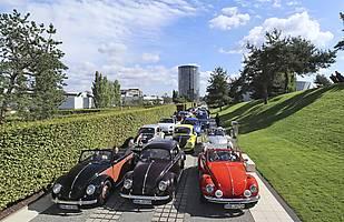 Garbusiarze spotkali się w Wolfsburgu