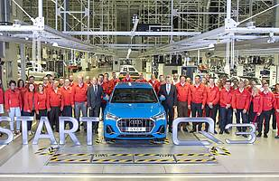 Nowe Audi Q3 już w produkcji