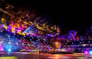Gala multimedialna na stadionie