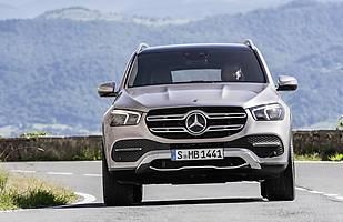 Nowy Mercedes GLE