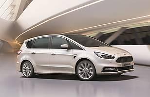 Ford Galaxy i Ford S-Max bez silników benzynowych