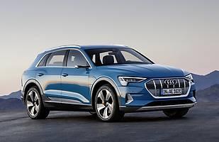 Audi e-tron. Elektryczna nowość