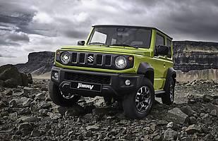 Suzuki Jimny. Polskie ceny