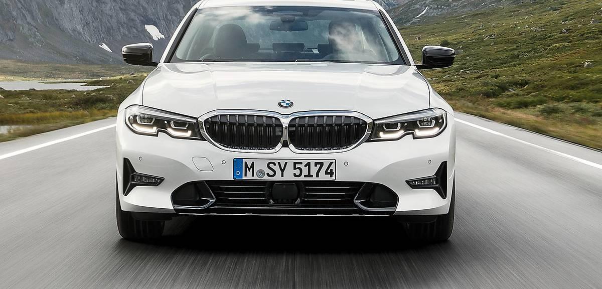 Całkiem nowe BMW serii 3