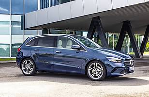 Nowy Mercedes klasy B