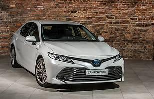 Toyota Camry już w Polsce. Znamy ceny!