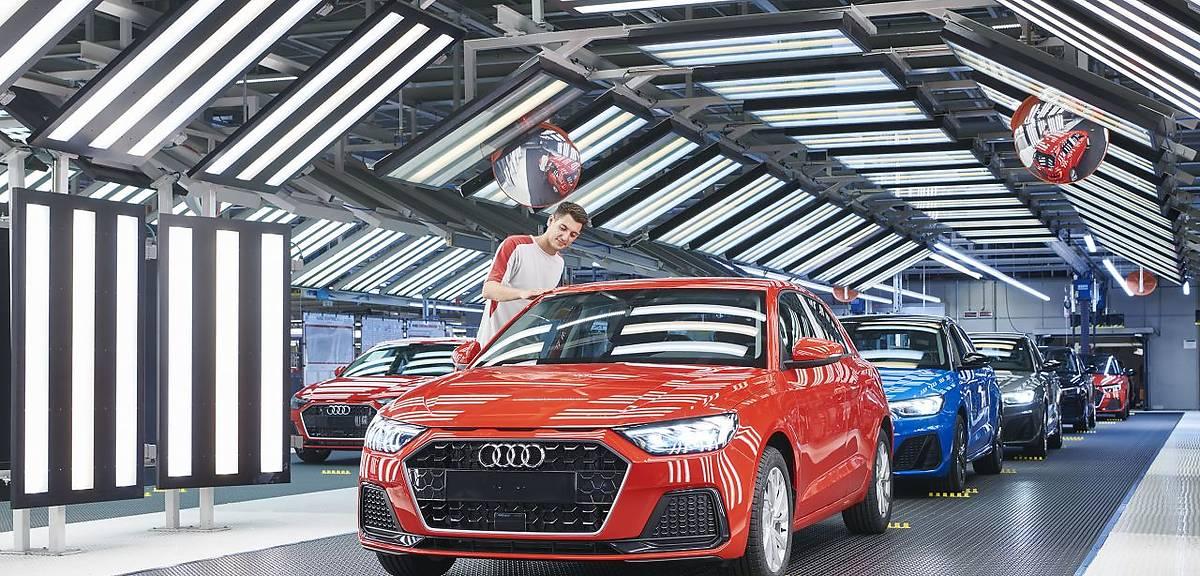 Audi A1 od Seata!