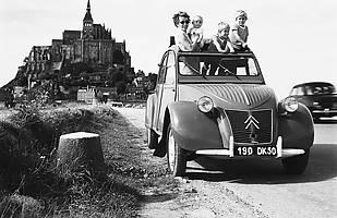 70 lat Citroena 2CV