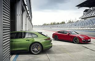 Porsche Panamera GTS i GTS Sport Turismo