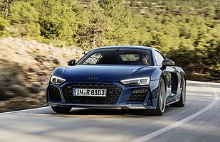 Audi R8 po modernizacji
