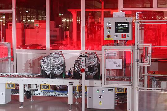 Fabryka Toyoty od środka