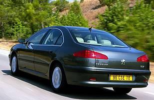 Używane: Peugeot 607
