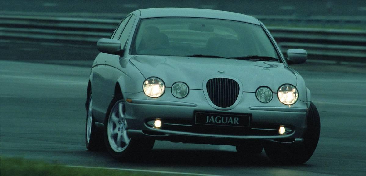 Używane: Jaguar S-Type