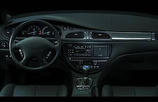 Jaguar S-Type. Wnętrze przed liftingiem