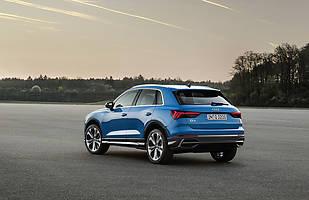 Audi Q3 już w salonach