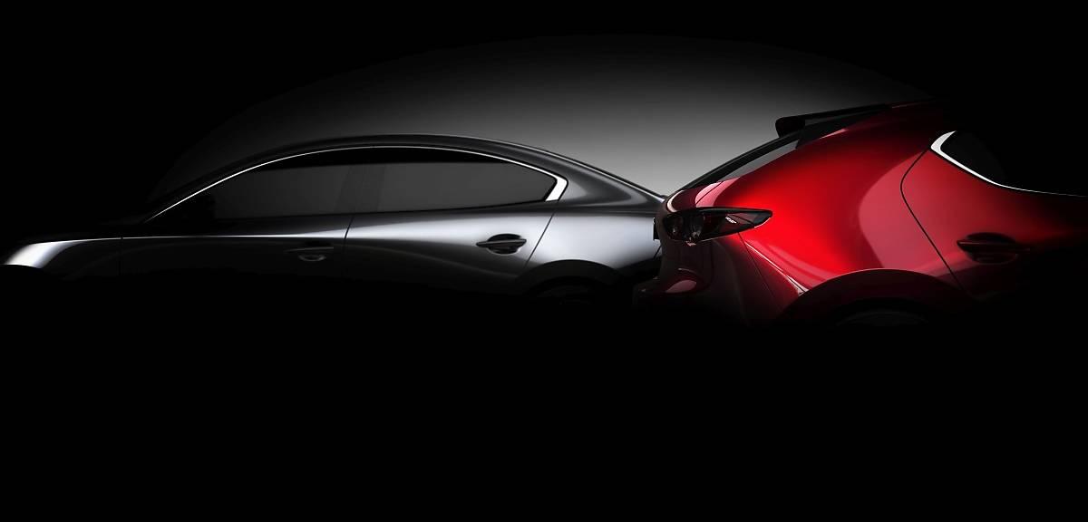 Mazda 3 IV generacji nadjeżdża!