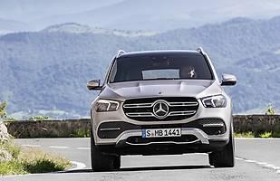 Mercedes GLE już w polskich salonach
