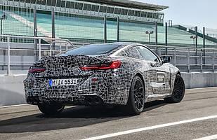 BMW M8 i M8 GTE