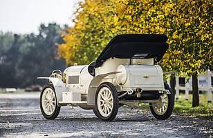 Laurin&Klement BSC z 1908 roku!