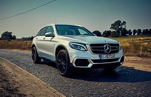 Ruszyła sprzedaż Mercedesa GLC F-Cell