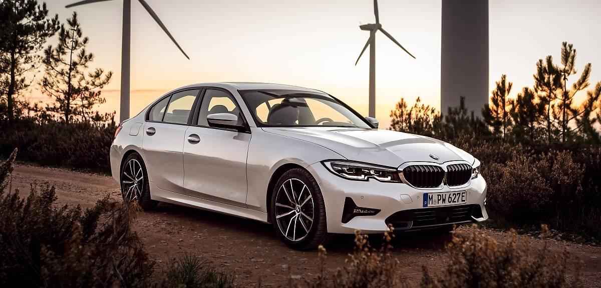 BMW 330e. Nowa hybryda plug-in