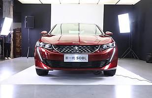 Peugeot 508L. Chińska nowość