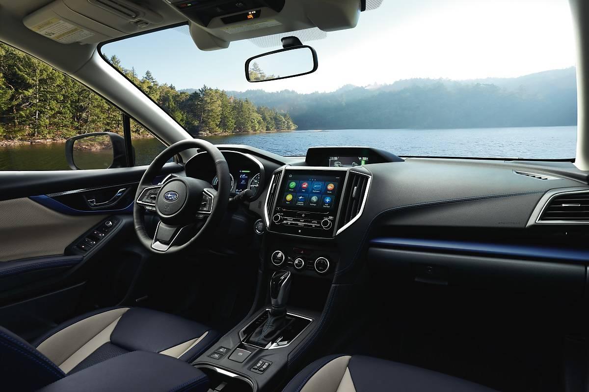 Subaru Crosstrek Hybrid. Pierwsze plug-in!