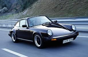 Porsche 911 drugiej generacji