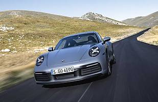 Nowe Porsche 911!