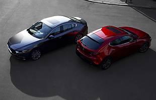 Mazda 3 czwartej generacji