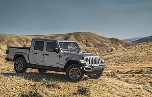 Jeep Gladiator. Nowy pickup amerykańskiej legendy