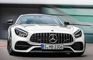 Mercedes-AMG GT po liftingu