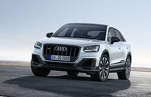 Audi SQ2 oficjalnie