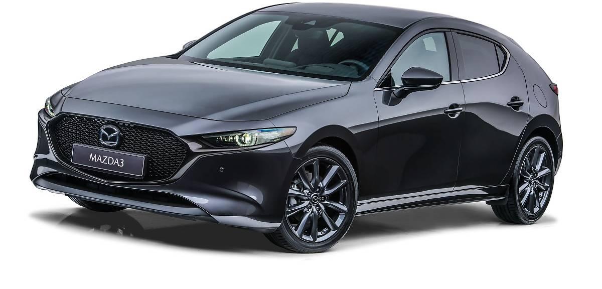 Nowa Mazda 3. Polskie (wysokie) ceny