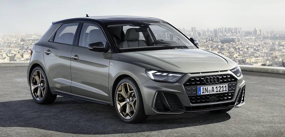 Audi A1 Sportback. Ceny