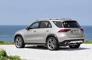 Mercedes GLE z nowymi dieslami