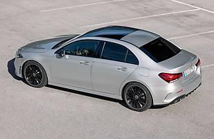 Nowy Mercedes klasy A sedan