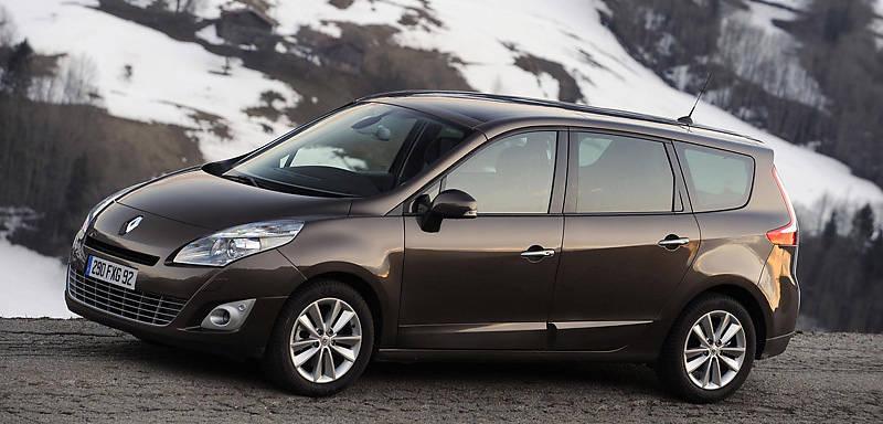 Używane: Renault Scenic III