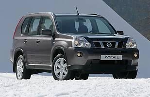 Używane: Nissan X-Trail II