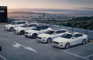 Rok 2018 rekordowy dla Volvo
