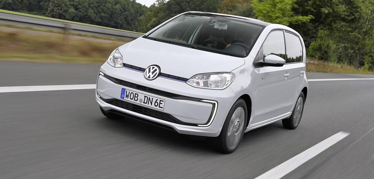 Volkswagen obniża cenę e-upa!