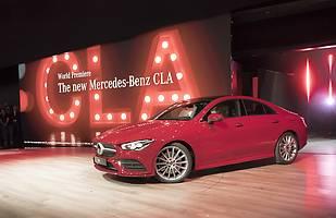Mercedes CLA II generacji