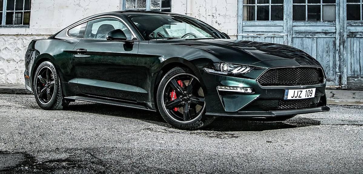 Mustang sportowcem nr 1 na świecie