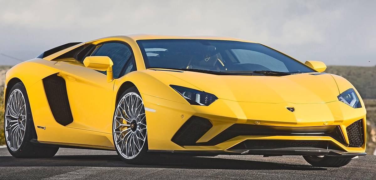 Rekordowa sprzedaż Lamborghini