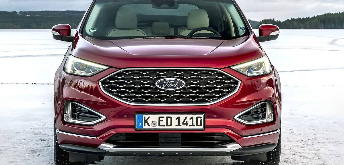 Co 5. Ford w Europie to SUV